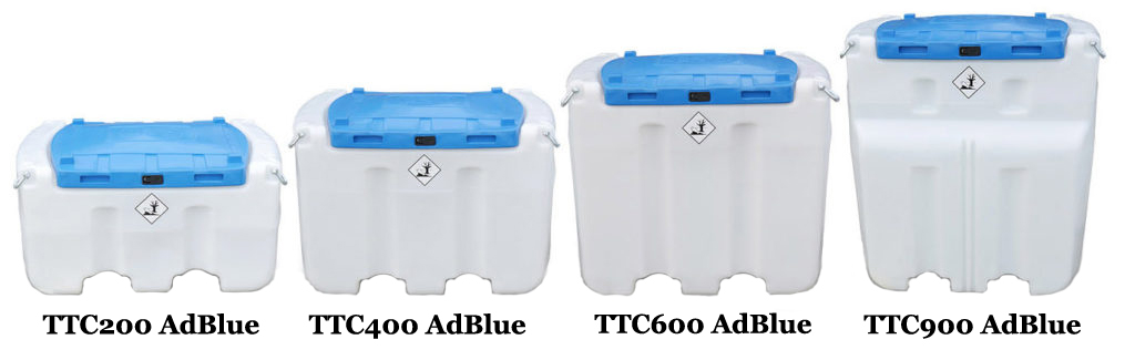 TTC AdBlue mahutid