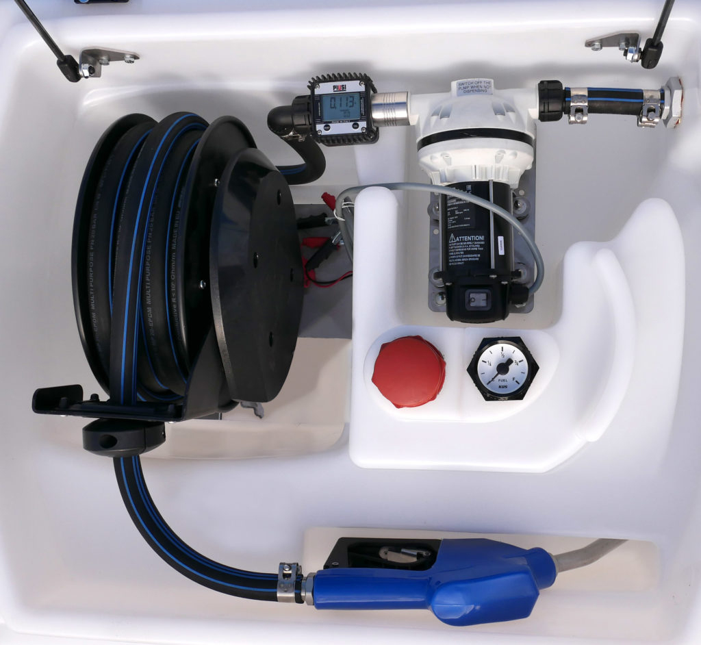 TTC AdBlue varustus
