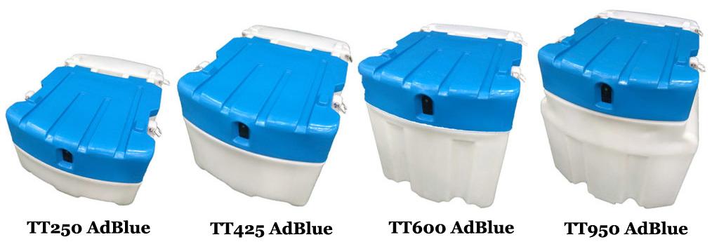 TT AdBlue mahutid